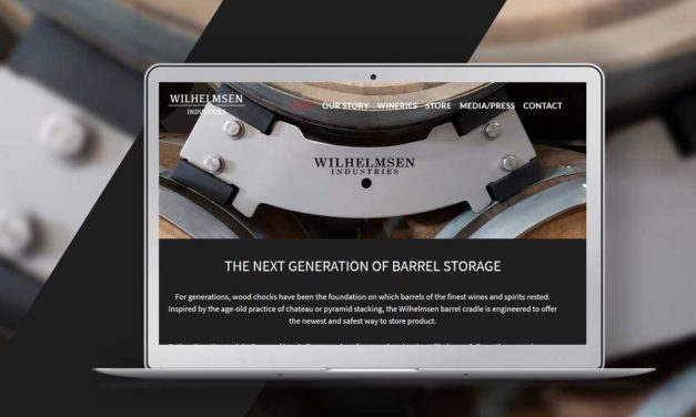 Wilhelmsenindustrie Online Shop Website